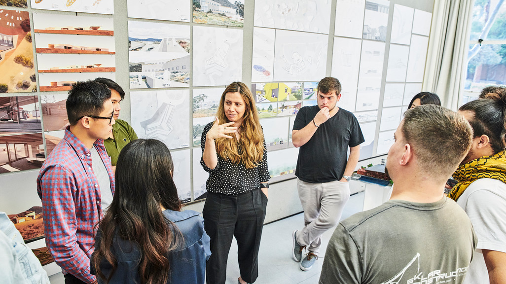 Studio life at UCLA Architecture and Urban Design