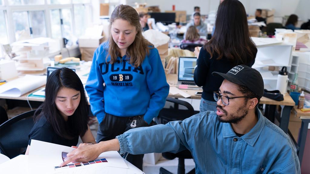 Studio at UCLA Architecture and Urban Design