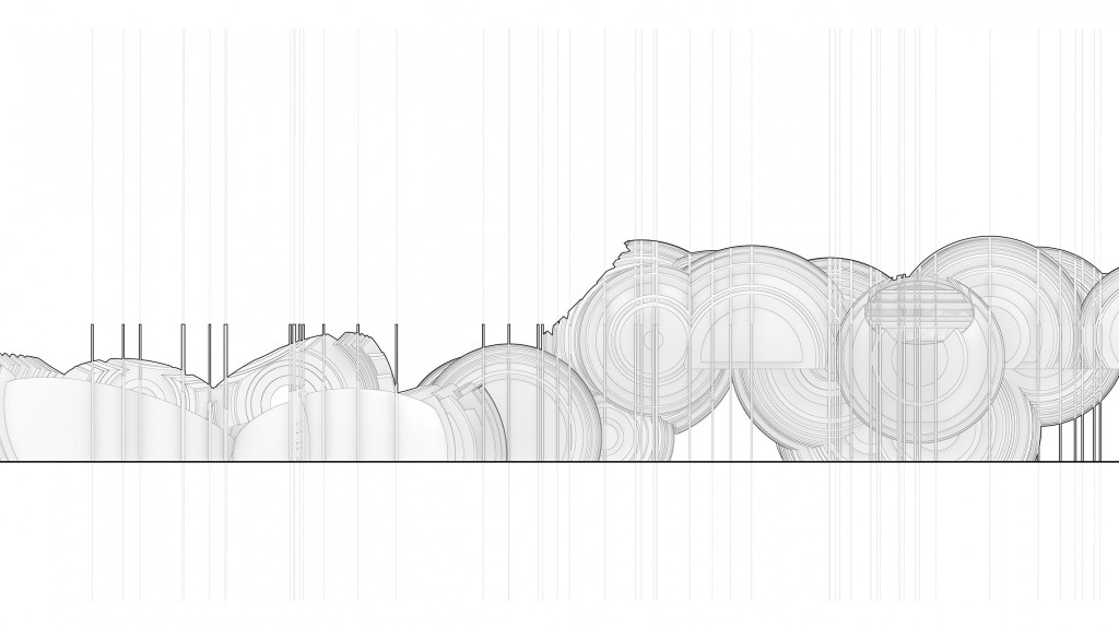 Elevation drawing.